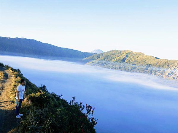 Bukit Mentigen Gunung Bromo