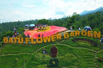 Coban Rais Flower Garden compressor