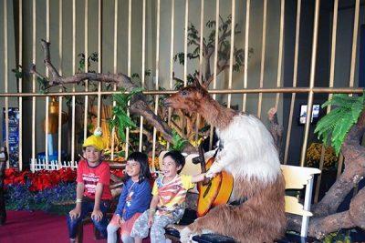 Jatim Park 2 The Secret Zoo Batu compressor