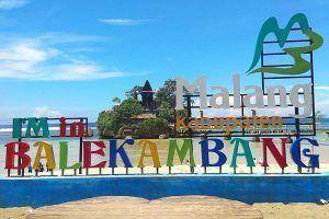 Paket Wisata Malang - Pantai Balekambang
