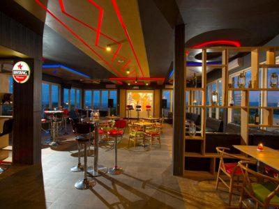 Sky bar Maxone Ascent Hotel