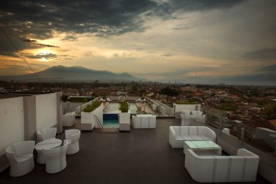 Sunset at Roof Top 1