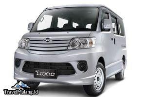 Sewa Mobil Suzuki Luxio di Malang