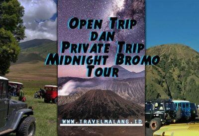 Open Trip dan Private Bromo Paket Wisata Bromo
