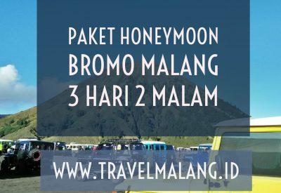 Paket Honeymoon Bromo Malang 3 Hari 2 Malam