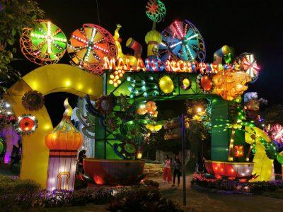 Tempat Wisata di Malang - Malang Night Paradise