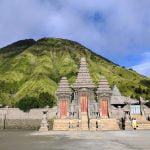 Pura Luhur Poten di Gunung Bromo