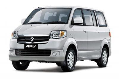 Sewa Mobil APV di Malang
