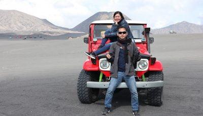 Klien Travel Malang ID Ibu Lily