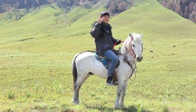 Klien Travel Malang ID - Bapak Syamsu