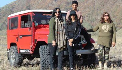Klien Travel Malang ID - Keluarga Ibu Harpal Kaur