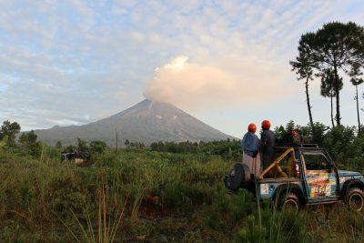 Offroad Gunung Semeru di Pagi Hari