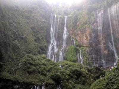 Bottom Waterfall View @Air Terjun Tumpak Sewu Lumajang