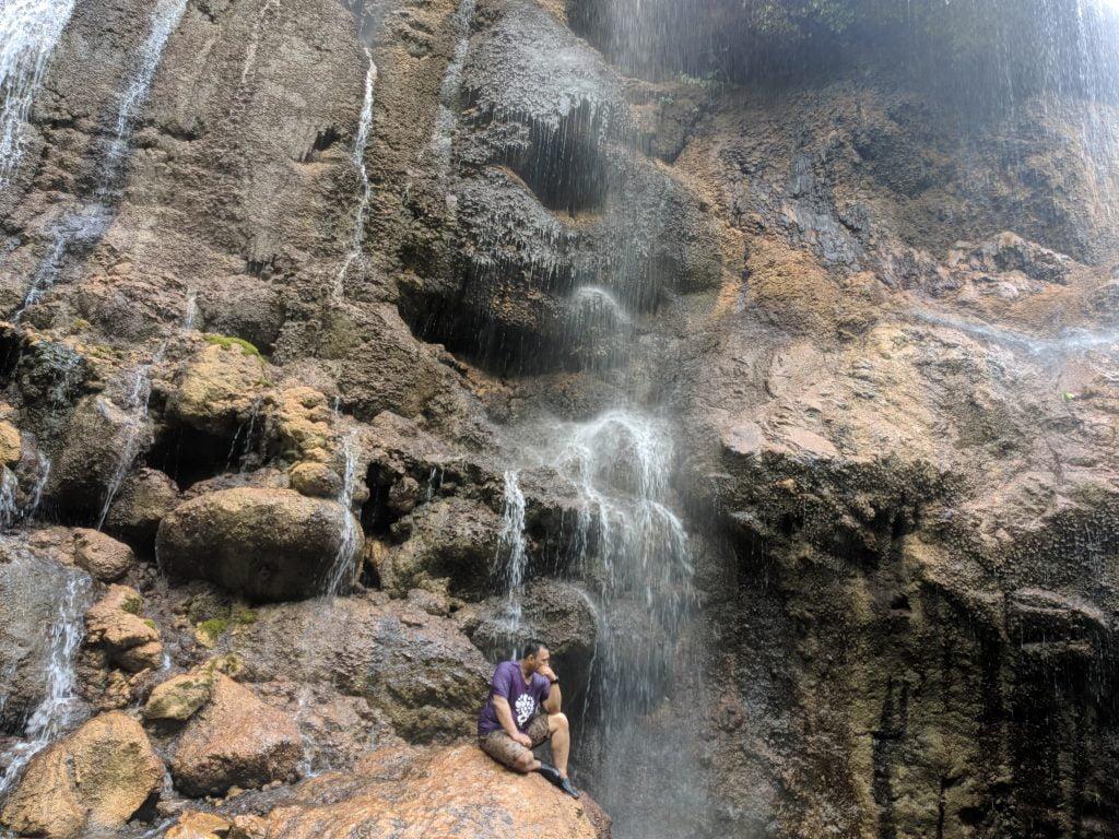 Kawasan Wisata Tumpak Sewu - Tebing Nirwana