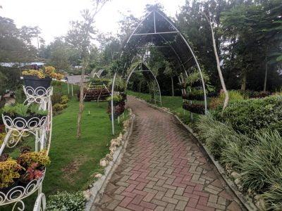 Taman Langit Paralayang Batu Malang
