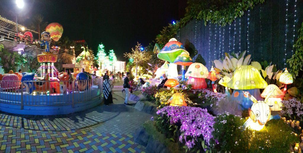 Info wisata dan wahana di Malang Night Paradise image 7