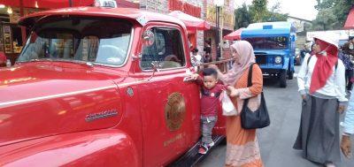 Wahana di Museum Angkut Batu Malang