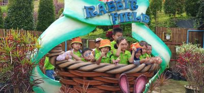 Wahana Wisata Taman Kelinci Batu Malang