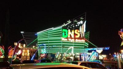 Info wisata wahana dan tiket masuk BNS6