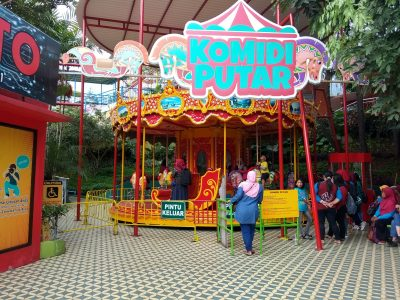 Info wisata wahana dan tiket masuk Jawa Timur Park 1 image 17