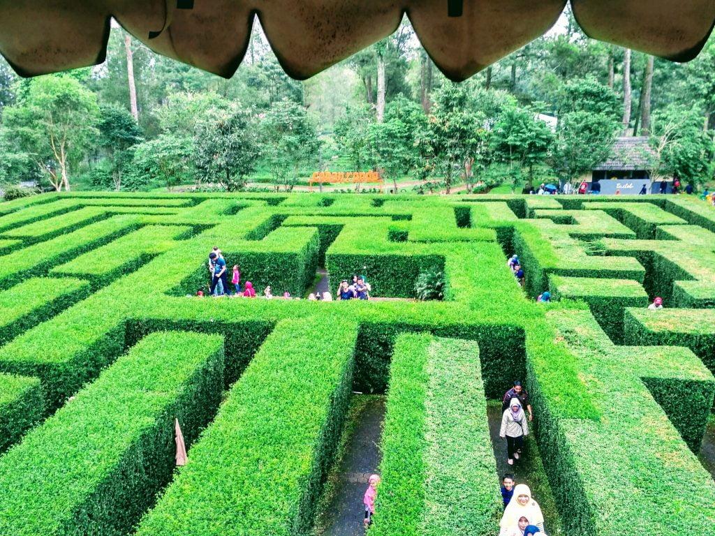 Labirin di Coban Rondo