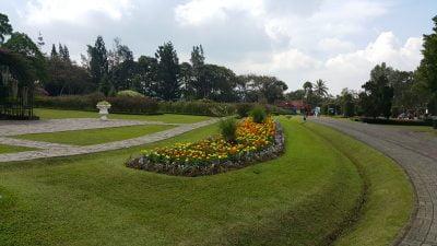 Taman Rekreasi Selecta di Kota Batu
