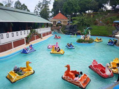 Kolam Renang selecta