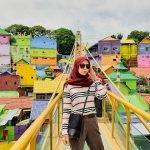 Info Tempat Wisata Kampung Warna – Warni Jodipan Malang