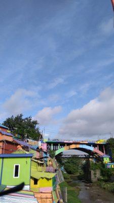 Info wisata dan wahana di Kampung Warna Warni Jodipan Malang image 8