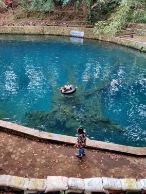 Wisata Alam Sumber Jenon di Malang