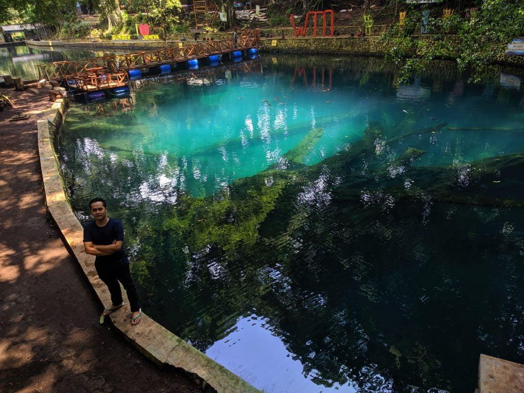 Info wisata dan wahana di Sumber Jenon Malang image 2